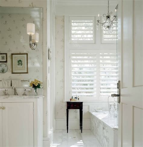plantation shutters in bathroom enhancing your interiors with modern wood shutters