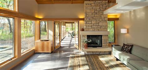 sala architects st croix river retreat sala architects inc