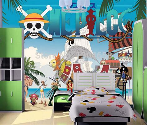 Desain Gambar One Piece | desain kamar tidur one piece terbaru di 2016 desain cantik