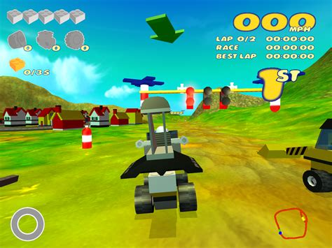 Lego Car Racing 2 lego racers 2