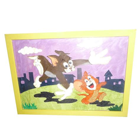 Tom And Jerry Papercraft - tom and jerry paper crafts