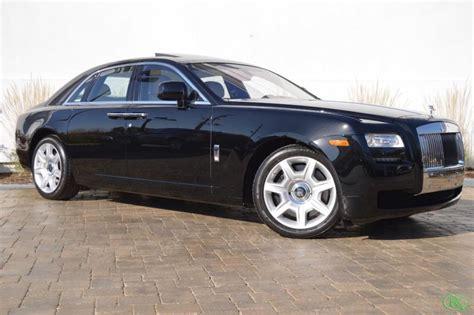2010 Rolls Royce Ghost For Sale by 2010 Rolls Royce Ghost