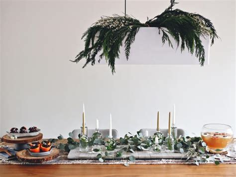 throw  stylish winter solstice party hgtv