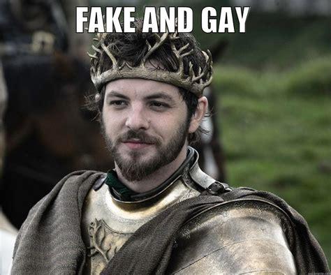 Stannis Baratheon Memes - renly baratheon quickmeme