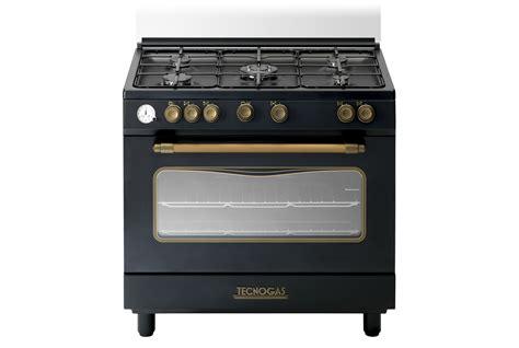 tecnogas cucine catalogo d965gvn d965gv nero opaco gas stile deco cucine