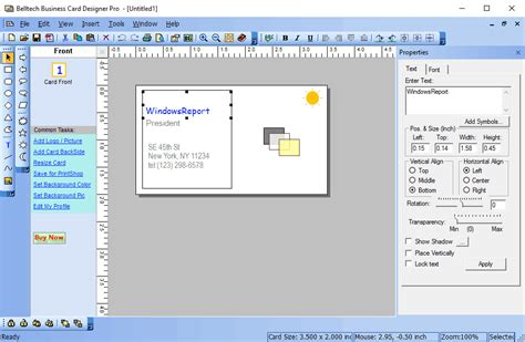 program to make business cards business card software 15 best apps to create business cards