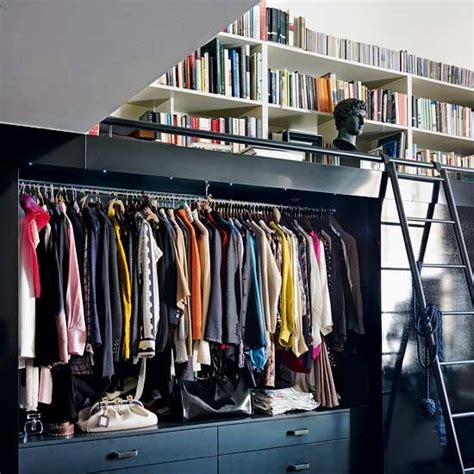 Inside Wardrobe Storage by Wardrobes And Library Take A Look Inside A