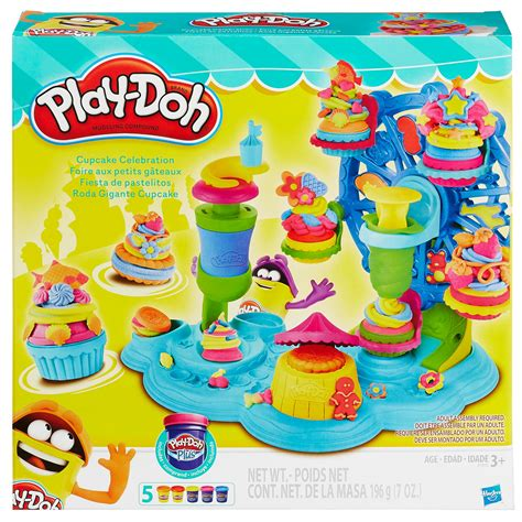 doh images play doh cupcake celebration playset toys