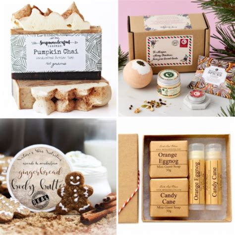 Handmade Soap Gifts - handmade gift guide 2016 soap deli news