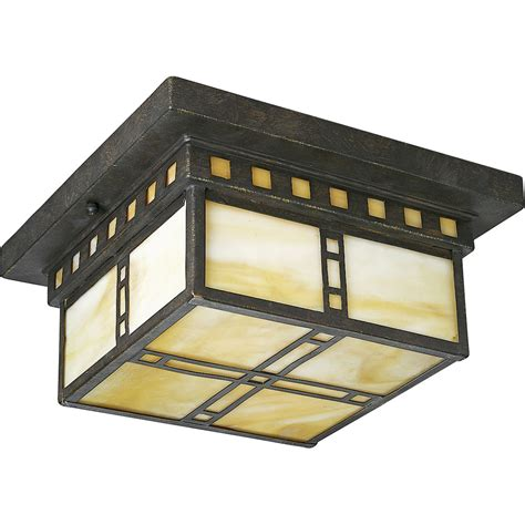 arts and crafts lighting mission style ceiling lights neiltortorella com