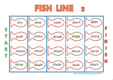 printable games for reading free printable reading game for aug sept 2013 for sh