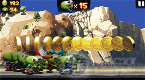 zombie tsunami: how to get more coins urgametips