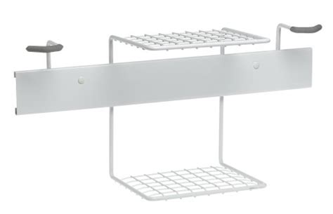 What Is A Rack Rate In Golf by Racor Pro Gr 2r Golf Storage Rack With Shelf White