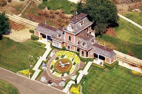 michael jackson neverland home michael jackson world network