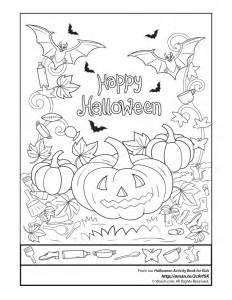 halloween activity book kids printable sample pages woo jr kids activities