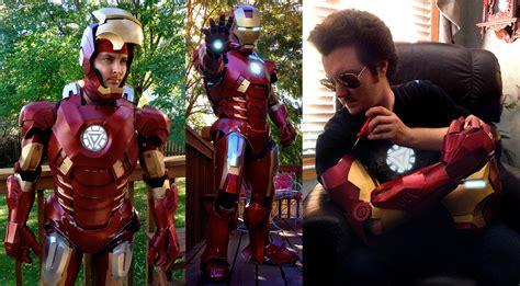 iron man cosplay twynsunz deviantart
