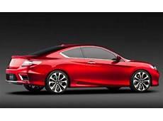 2018 Honda Accord Coupe Burgundy