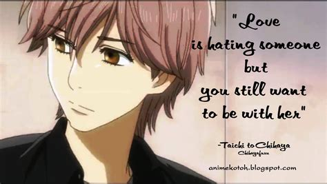 anime quotes anime love quotes for her quotesgram