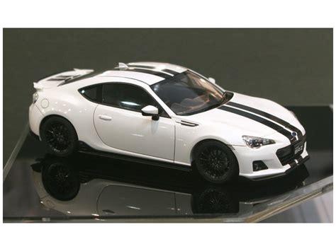 custom white subaru brz 1 24 subaru brz custom by tamiya hobbylink