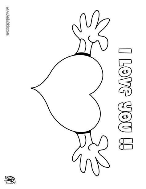 printable coloring pages i love you i love you coloring pages hellokids com