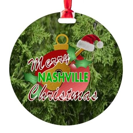 merry nashville christmas co 01 ornament by southern