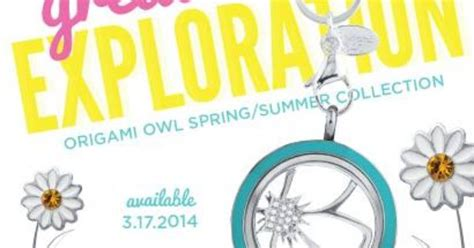Origami Owl Brochure - new charms more from origami owl arrives march 17 2014
