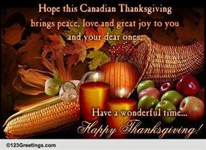 a thanksgiving wish warm canadian thanksgiving wishes free happy thanksgiving