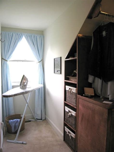 Dormer Closet dormer window spaces eclectic closet other metro by interiors unleashed