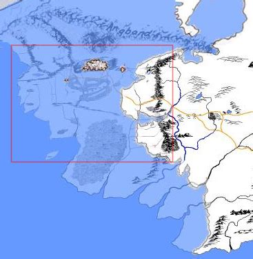 did tolkien himself ever create or approve of any maps of