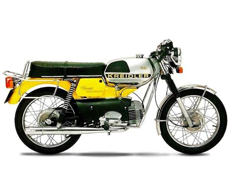 Motorrad Kreidler by Kreidler Florett Rs 1976 Motorr 228 Der Pinterest