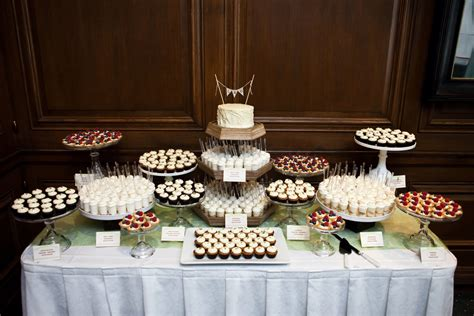 Dessert Table by Cocoa Fig And Dan S Miniature Dessert Table