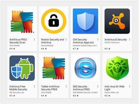virus protection android best android antivirus software the top 5 antivirus software products for android devices this