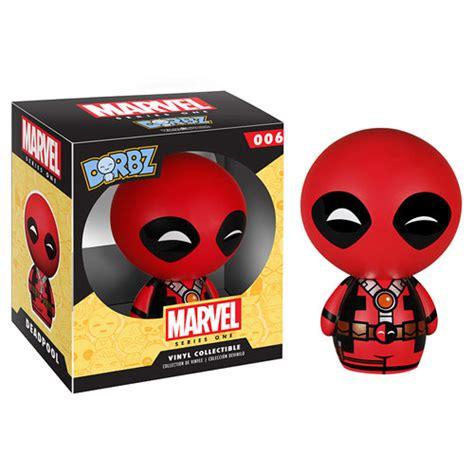Funko Dorbz Marvel Deadpool Pirate deadpool marvel series 1 dorbz vinyl figure funko