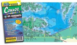lake conroe map lake conroe fishing map