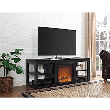 dorel parsons tv console electric fireplace walmart canada