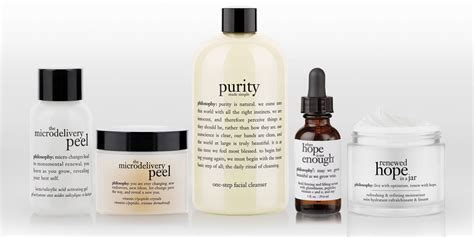 best products for skin care 9 best philosophy skin care products for 2018
