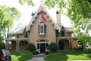 Gothic Revival House by Gothic Revival Architectural Styles Of America And Europe