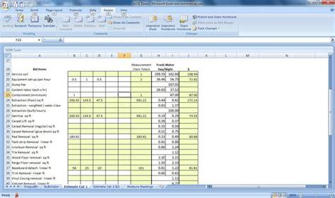 Spreadsheet3 Jpg Photo By Arkt1k Photobucket Water Damage Drying Log Template
