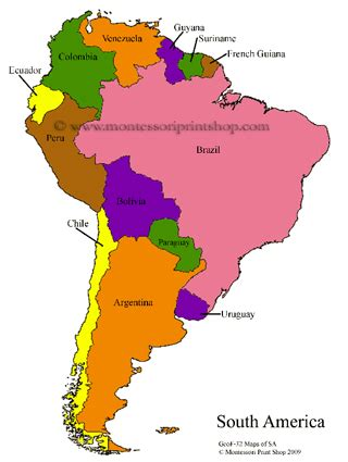 south america map blackline master south america maps masters study of south america