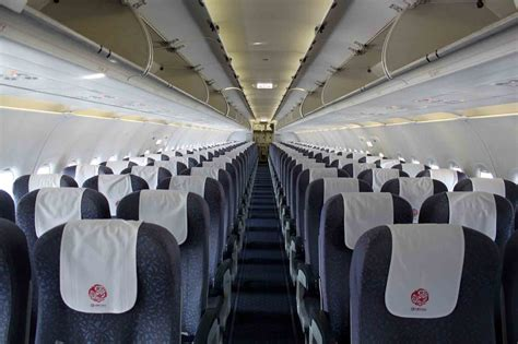 China Eastern Airlines Interior by China Eastern Airlines Xi An Xianyang Airport To Shanghai Pudong International A320 200