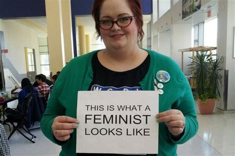 This Is What A Feminist Looks Like Meme - we are what feminists look like tumblr launched in