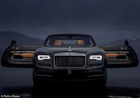 rolls royce inside lights rolls royce launches limited edition wraith luminary