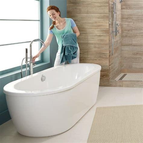 american standard freestanding bathtubs american standard 2764014m202 011 cadet freestanding tub