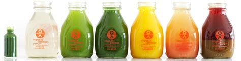 Organic Avenue Juice Detox by Organic Avenue Cleanse Before Lemon Stripes