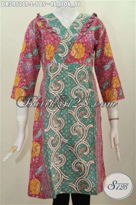 desain baju batik yang modis busana batik fashion yang trendy dan modis untuk wanita
