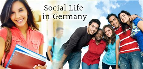 Gre For Mba In Germany by Social In Germany Day To Day Of Students In