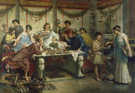 ancient roman festivals celebrations and holidays p z