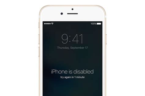 my iphone is disabled is your iphone disabled here s how to fix it
