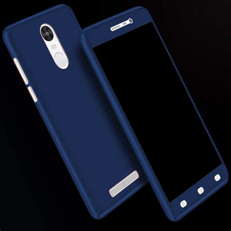 For Xiaomi Redmi 4x Bening Gratis Tempered Hardcase hybrid 360 176 slim tempered glass cover for xiaomi redmi note 3 4 4x ebay