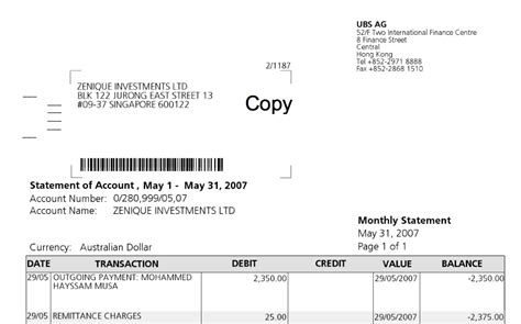 Ubs Bank Letter Of Credit nailed musa s lies are countered by swiss ubs bank in court evidence sarawak report